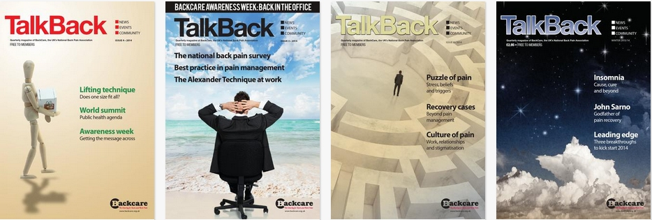 talkback web